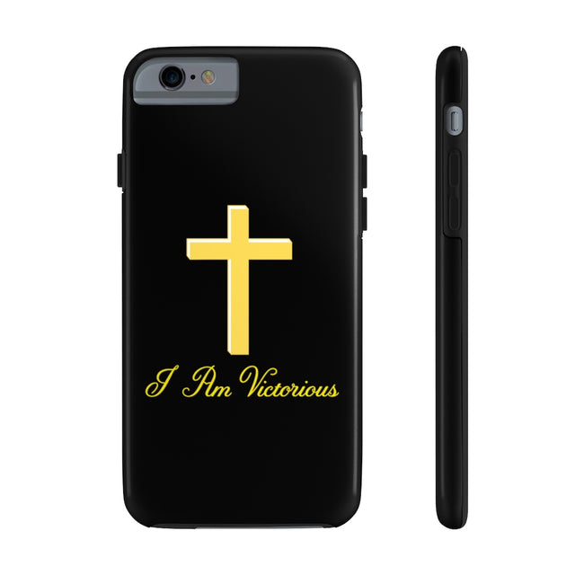 """I Am Victorious"" - iPhone Cases"