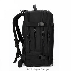 17 inch Laptop Travel Backpack with Rain Cover inside | OSVEEZIE - OSVEEZIE
