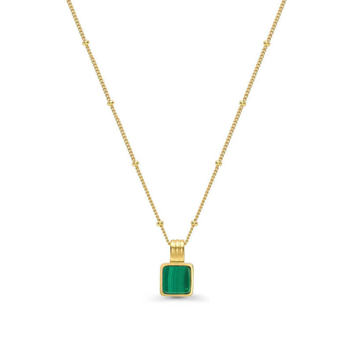Square Pendant Necklace | OSVEEZIE - OSVEEZIE