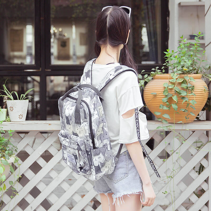 Smell Proof Cool Backpack for College | OSVEEZIE - OSVEEZIE