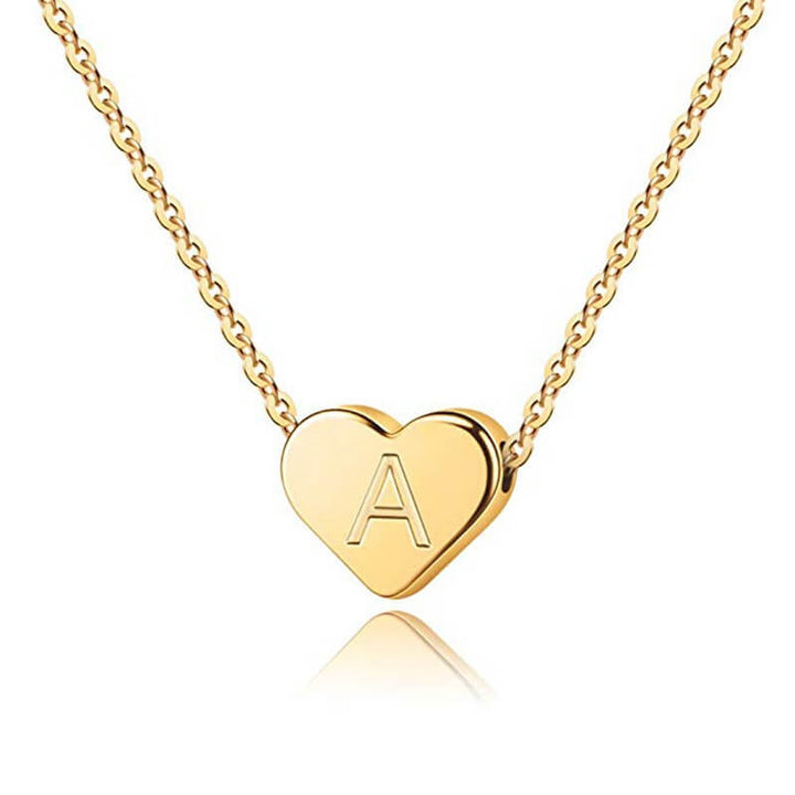 Heart Necklace for Girls | OSVEEZIE - OSVEEZIE