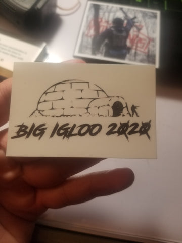 Big Igloo 2020