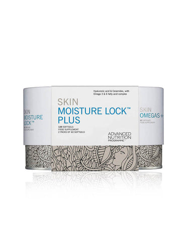 Advanced Nutrition Programme Skin Moisture Lock 60 Plus (2 X 60)