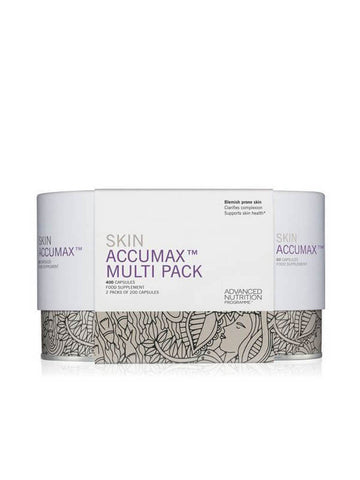 Advanced Nutrition Programme Skin Accumax 400 (2 x 200)