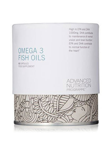 Advanced Nutrition Programme Omega 3 Fish Oil (60 Capsules)