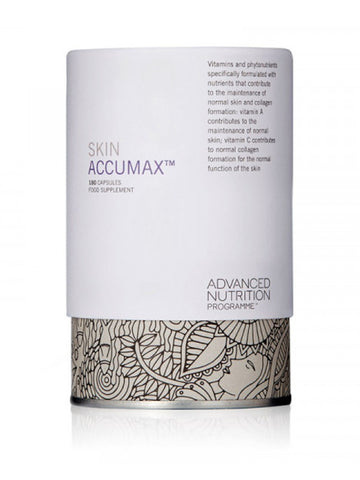 Advanced Nutrition Programme Skin Accumax (180 Capsules)