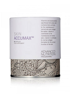 Advanced Nutrition Programme Skin Accumax (60 Capsules)