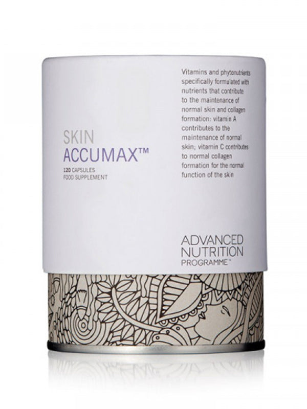 Advanced Nutrition Programme Skin Accumax (120 Capsules)