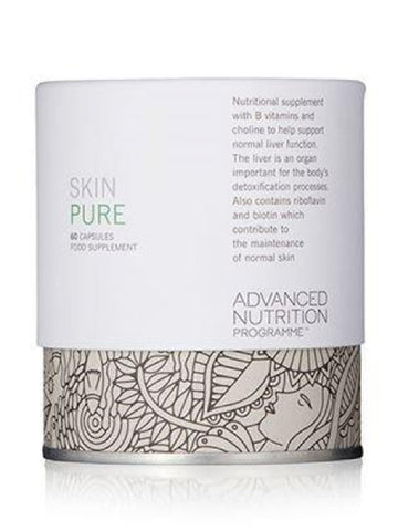 Advanced Nutrition Programme Skin Pure (60 Capsules)