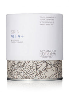 Advanced Nutrition Programme Skin Vit A+ (120 Capsules)