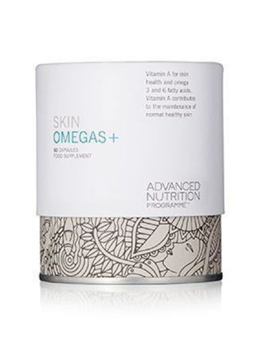 Advanced Nutrition Programme Skin Omegas+ (60 Capsules)
