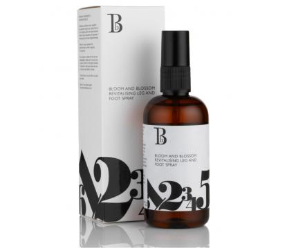 Bloom and Blossom Revitalising Foot and Leg Spray 100ml