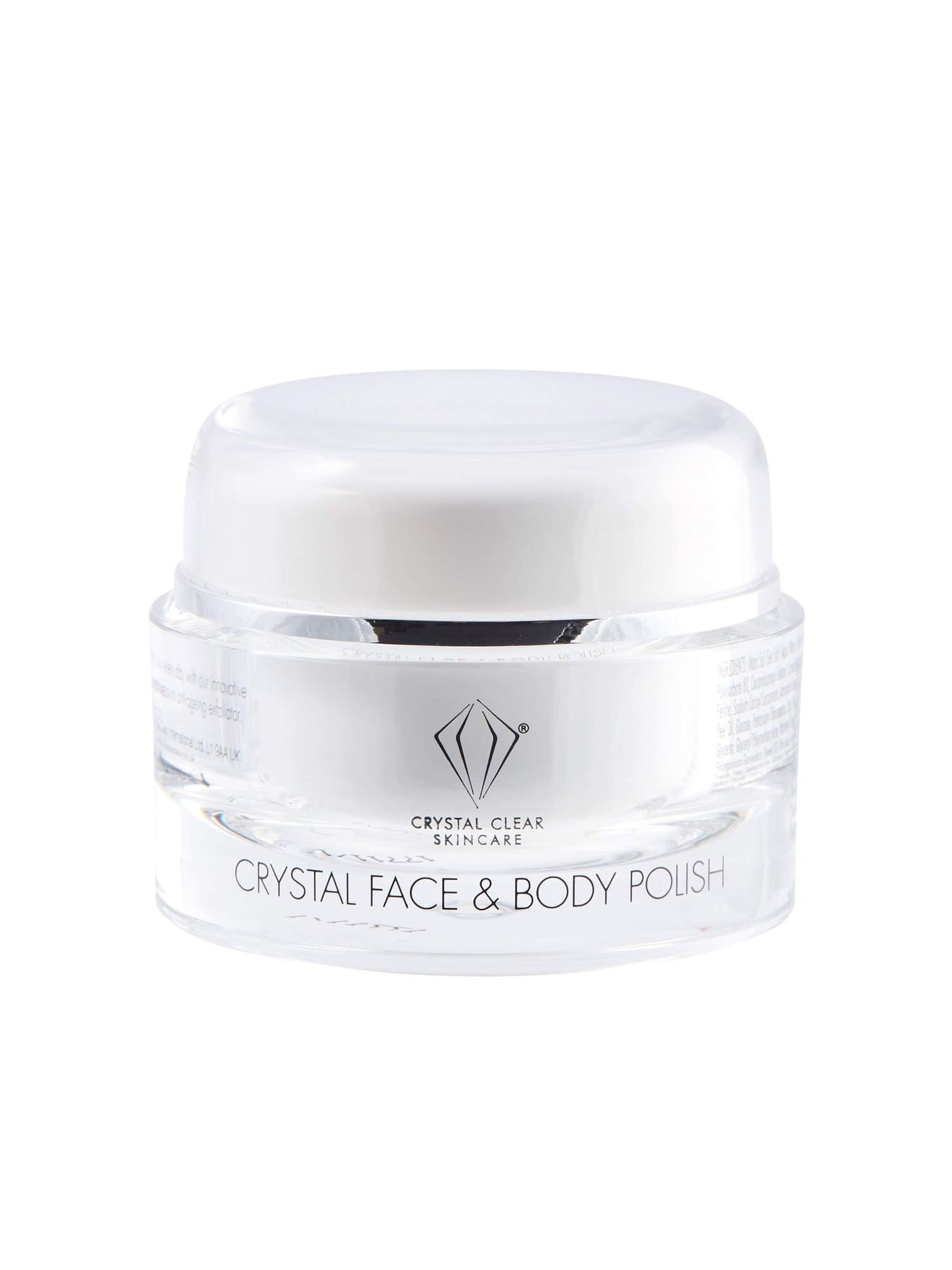 Crystal Clear Face and Body Polish (25ml)