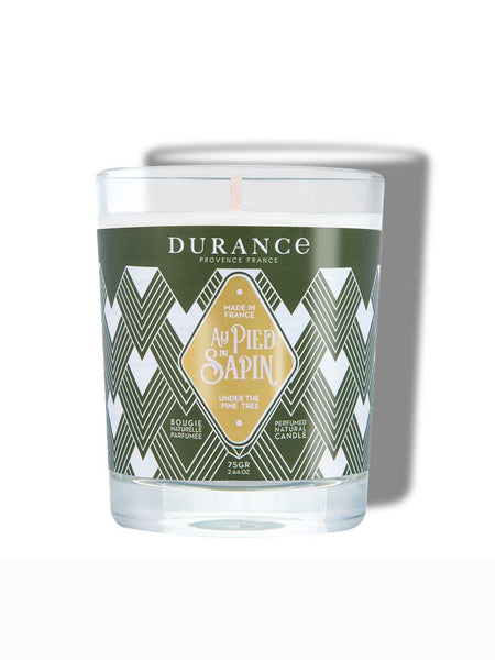 Durance Three Mini Candle Gift Set - Blue