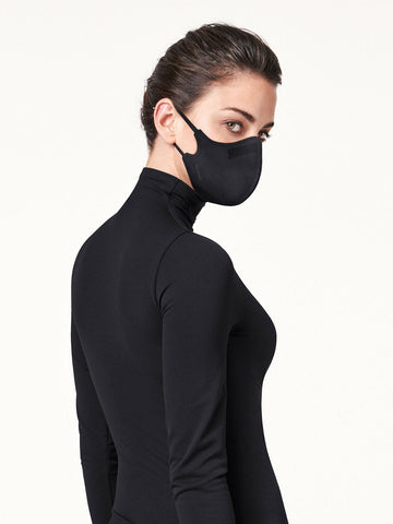 Wolford Classic Mask Fit - Black