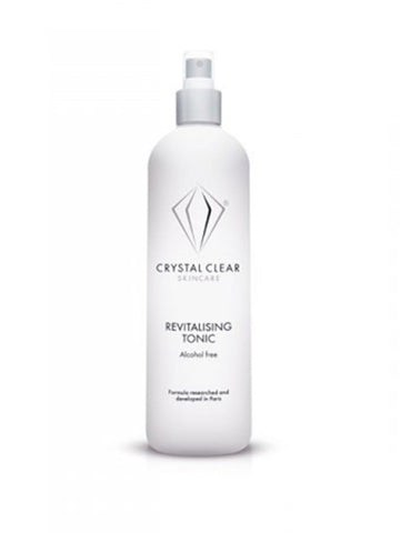 Crystal Clear Revitalising Tonic (200ml and 400ml)