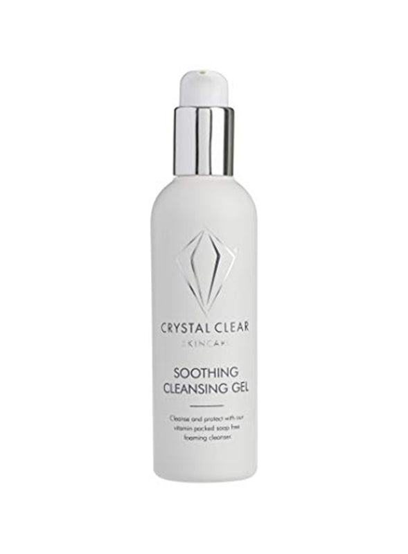 Crystal Clear Soothing Cleansing Gel (200ml)
