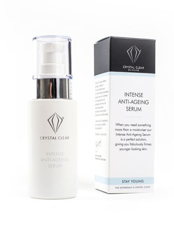 Crystal Clear Intense Anti Ageing Moisturiser (50ml)