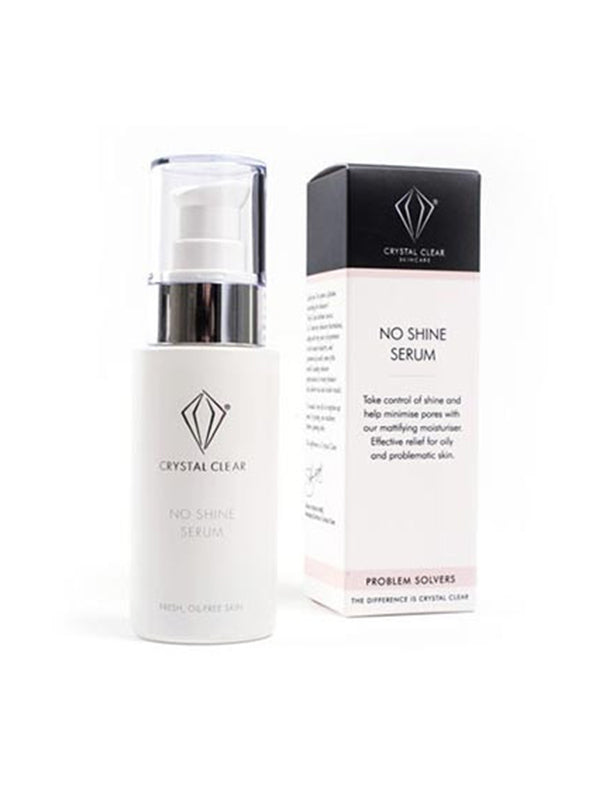 Crystal Clear No Shine Serum (50ml)