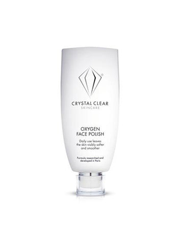 Crystal Clear Oxygen Face Polish (200ml)