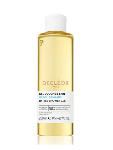 Decleor Neroli Bigarade Bath & Shower Gel (400ml)