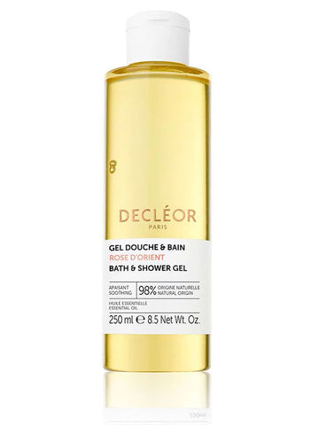 Decleor Bath & Shower Gel Rose (250ml)