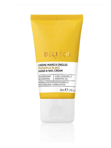 Decleor Magnolia Blanc Hand and Nail cream 50ml