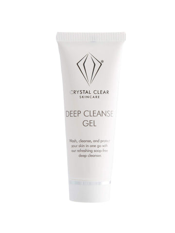 Crystal Clear Deep Cleanse Gel (25ml)