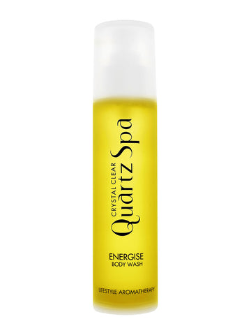 Quartz Spa Energise Body Wash (150ml)