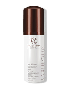 Vita Liberata Fabulous Self-Tanning Tinted Mousse (100ml)