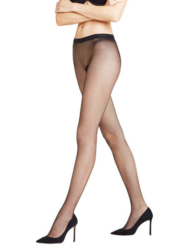 FALKE Net Tights (Black)