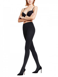FALKE Pure Matt 100 den Tights (Black)