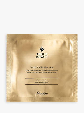 Guerlain Abeille Royale Honey Cataplasm Facial Mask (x4)