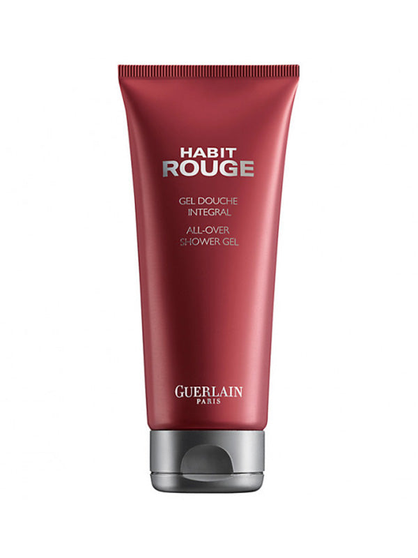 Guerlain Habit Rouge All Over Body Shampoo (200ml)