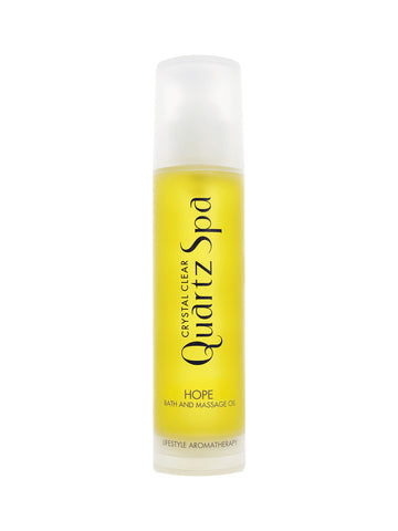 Quartz Spa Hope Bath & Massage Oil (150ml)