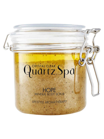 Quartz Spa Hope Mineral Body Scrub (550g)