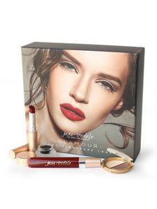 Jane Iredale Glamour Your Signature Look Gift Set