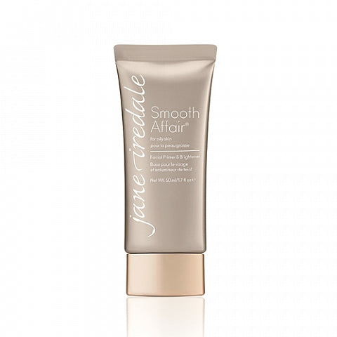 Jane Iredale Smooth Affair Primer and Brightener for Oily Skin (50ml)