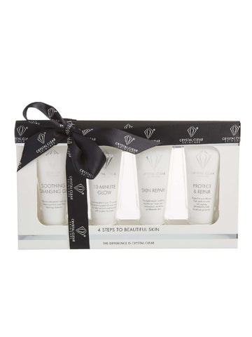 Crystal Clear Jet Setter Gift Set