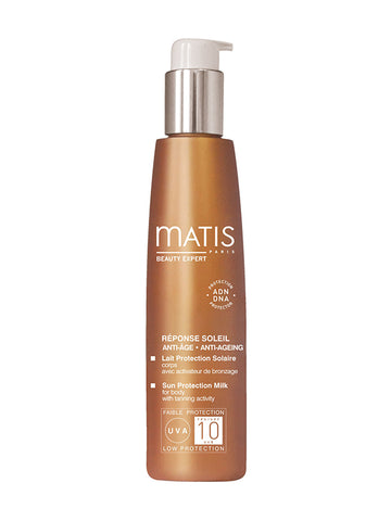 Matis Reponse Soleil Sun Protection Milk for Body SPF10 (150ml)