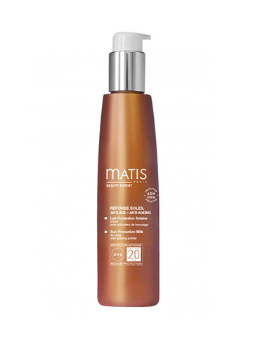 Matis Soleil Sun Protection Milk SPF20 (300ml)