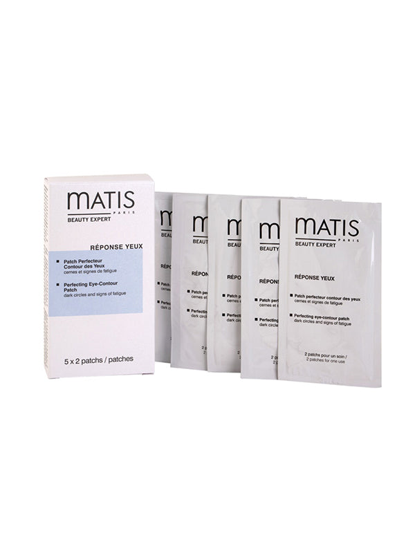 Matis Paris Reponse Yeux Perfecting Eye-Contour Patch (5 x 2 Patches)