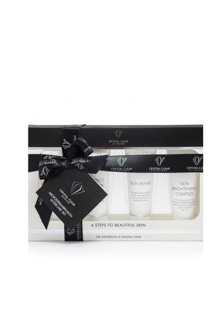 Crystal Clear Microdermabrasion Aftercare Set