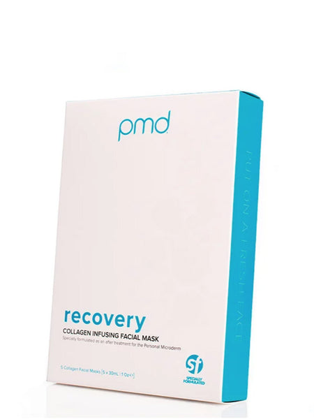 PMD Recovery Anti-Aging Collagen Infused Sheet Masks (5pk)