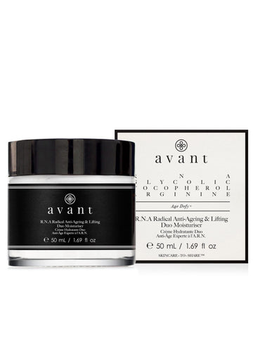 Avant R.N.A Radical Anti-Ageing & Lifting Duo Moisturiser (50ml)