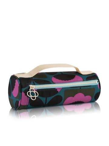 Orla Kiely Spring Pencil Case Cosmetic Bag