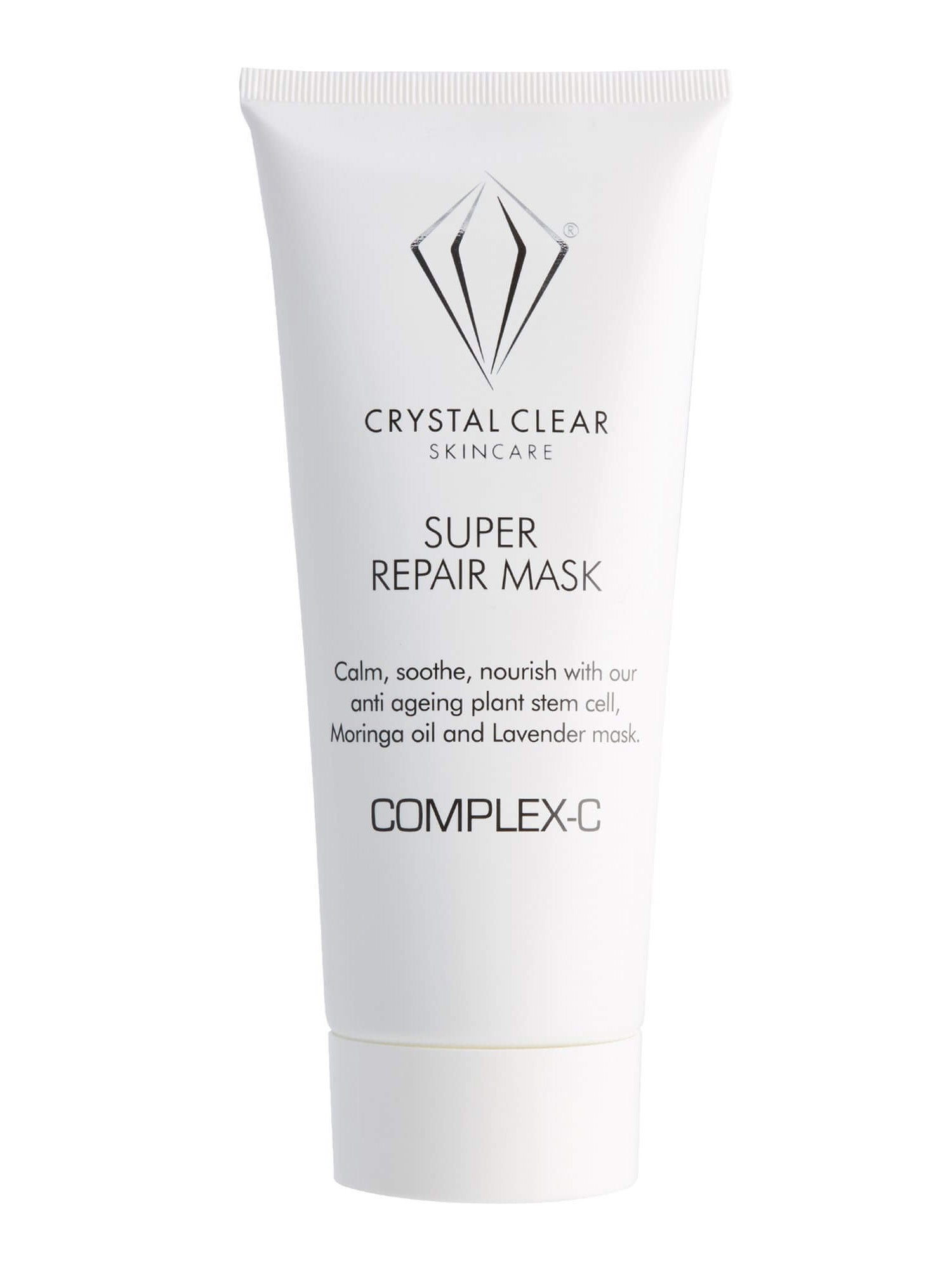 Crystal Clear Super Repair Mask (25ml)