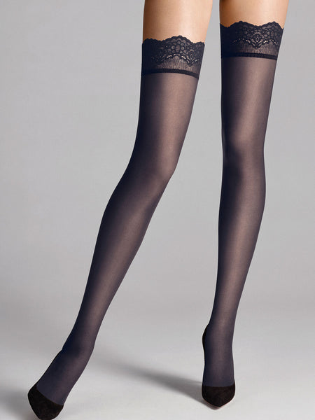 Wolford Velvet Light 40 Stay Up