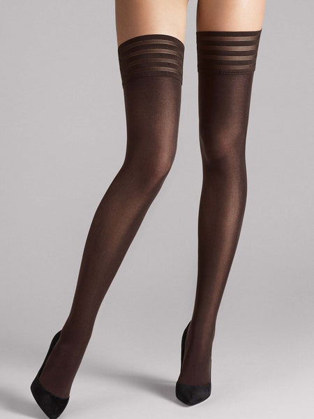 Wolford Velvet de Luxe 50 Stay-Up