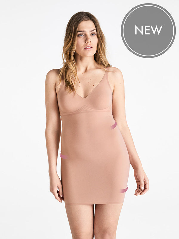 Wolford 3W Forming Dress (Rose Tan)